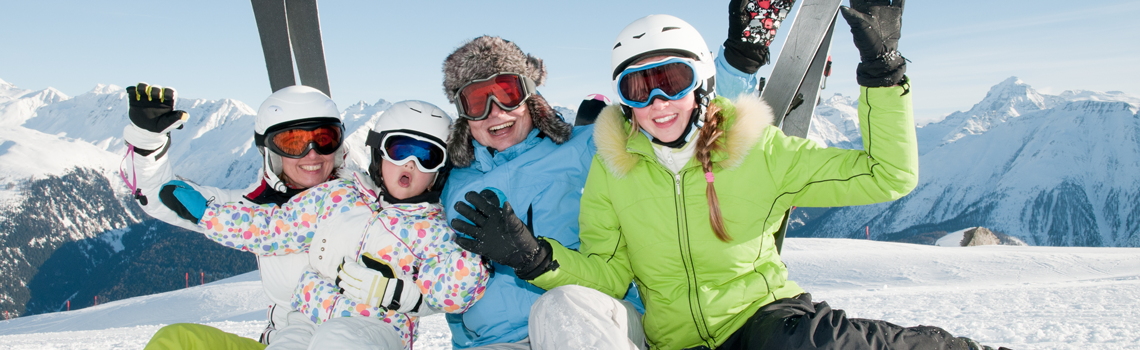Winter preventietips wintersport