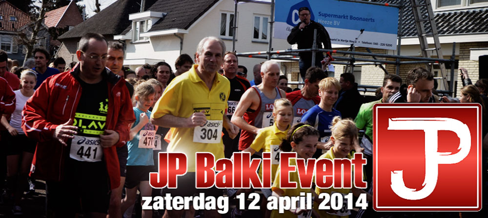 Jean-Paul Balkestein event