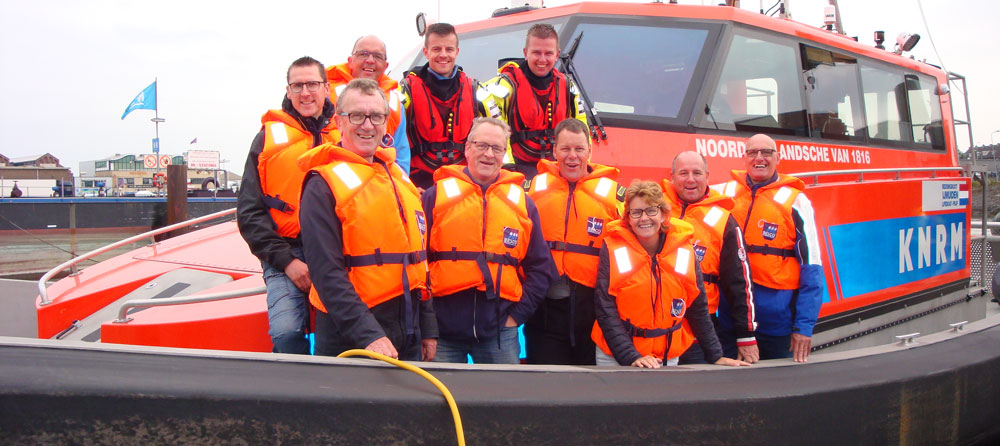 KNRM Reddingbootdag